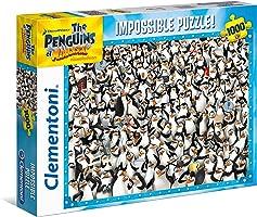 Clementoni Impossible Puzzle Penguins 1000 Parça