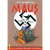 Maus I: A Survivor's Tale: My Father Bleeds History: v. 1 (Pantheon Graphic Library)
