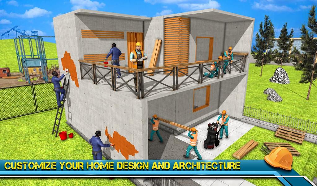 Häuserbau Spiele