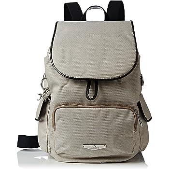 Kipling Womens City Pack S Kc Backpack Woven Cream 74396a7437710