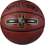 Spalding NBA Gold Basketball Ball