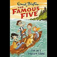 Five On A Treasure Island: Book 1 (Famous Five series)