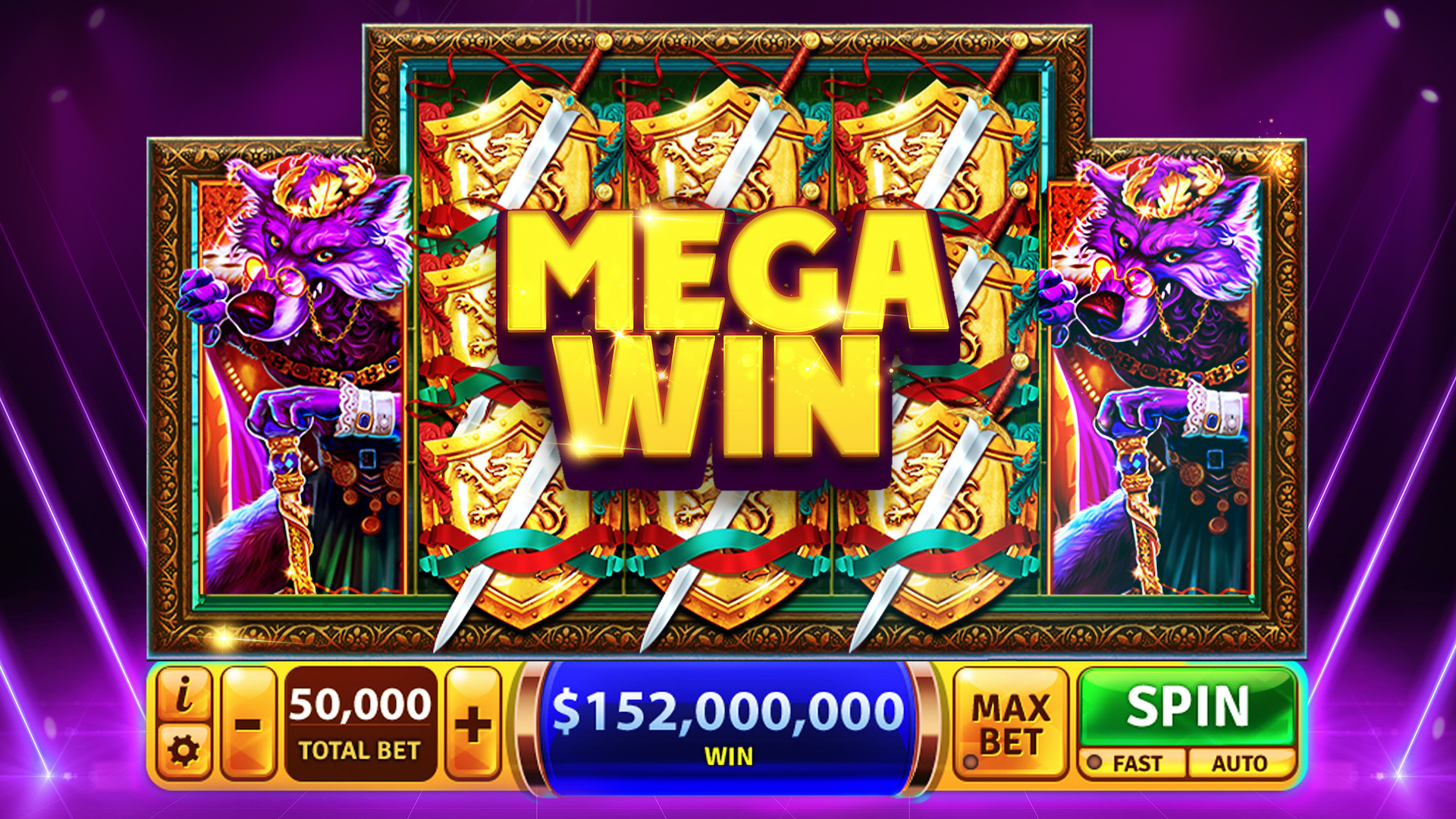 Spiele Legions Of Luxury - Video Slots Online