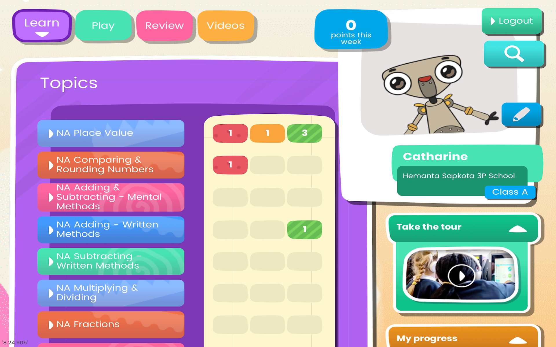 Mathletics Students: Amazon.in: Appstore for Android