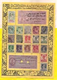 IHC Rare Collection of Old British India Large/Small Postage/Revenue Stamps (20 Pieces)