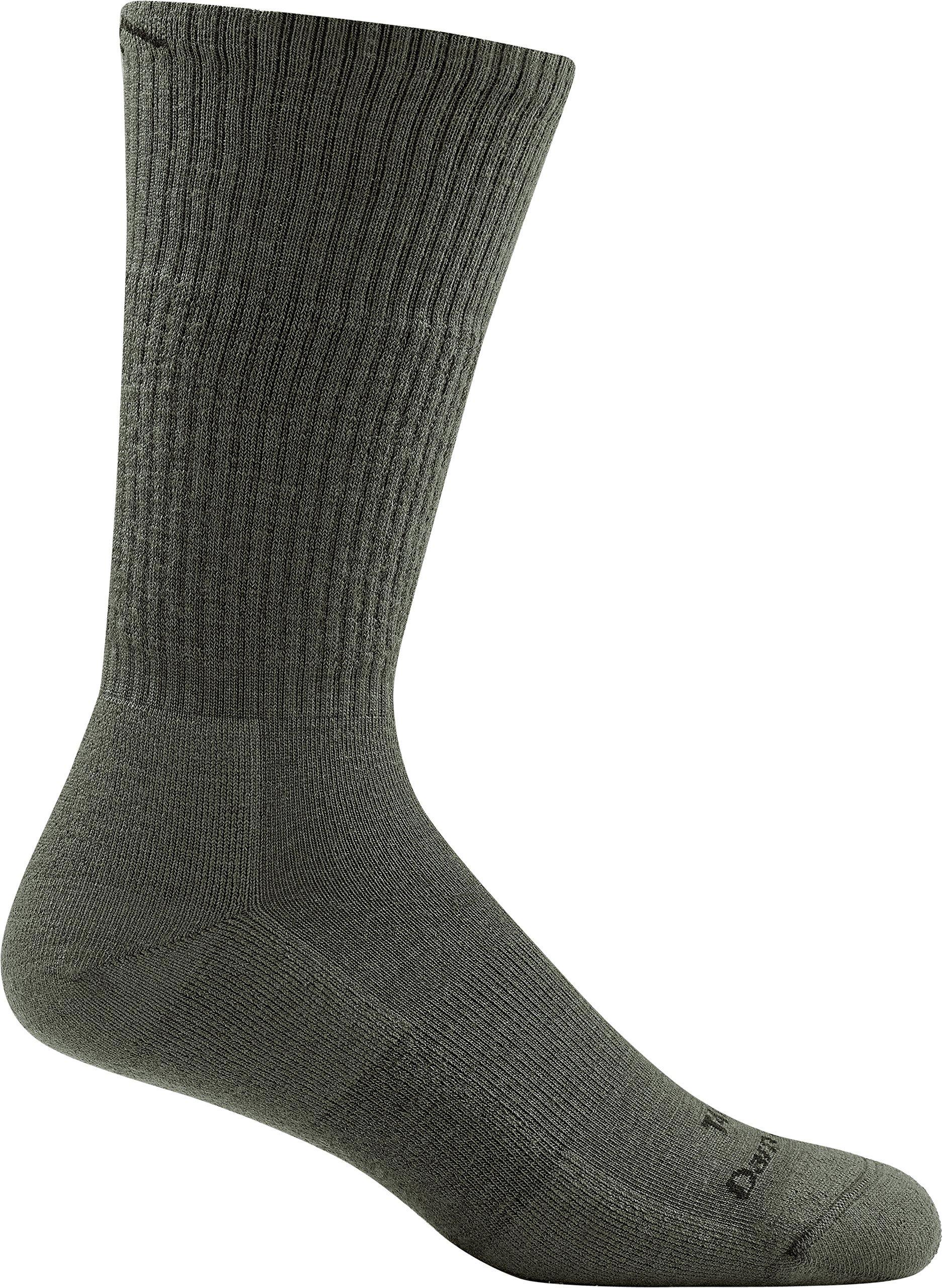 Darn Tough Tactical Boot Cushion Sock – Foliage Green X-Large