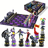 The Noble Collection The Batman Chess Set ( The Dark Knight vs The Joker)