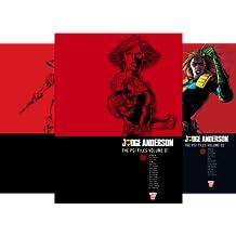 Judge Anderson (5 Book Series)