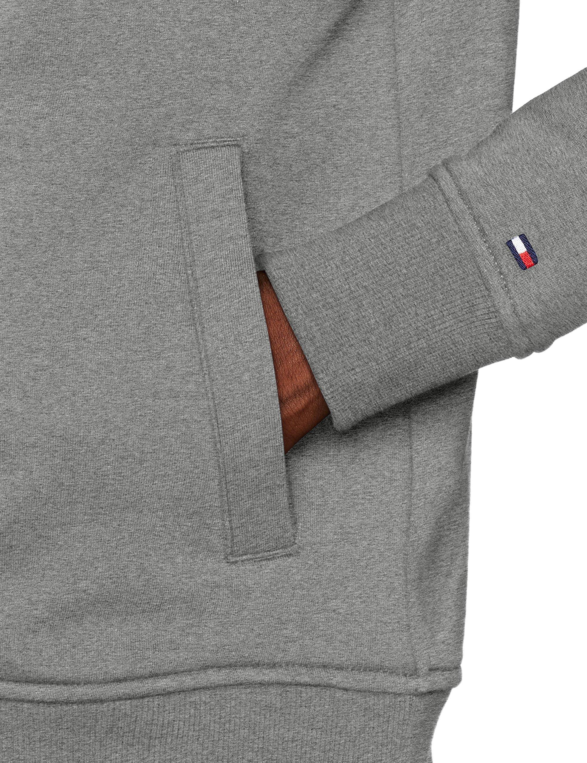 Tommy Hilfiger Corporate Stripe Zip Through Sudadera para Hombre