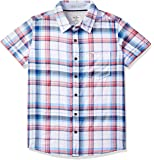 Pepe Jeans Boy's Checkered Regular fit Shirt