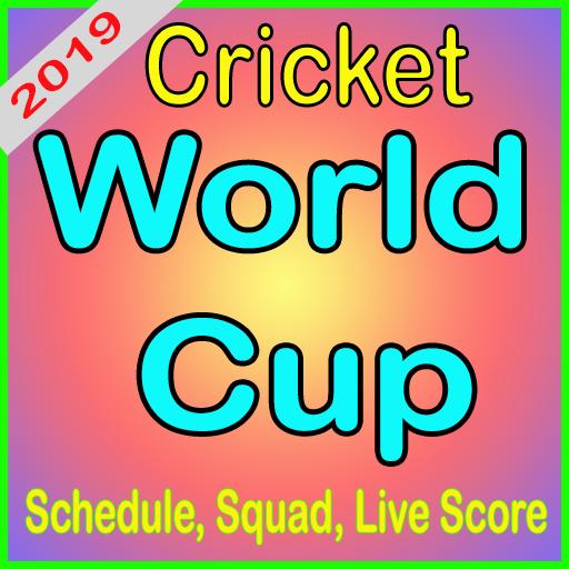 World Cup Cricket Schedule 2019