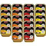 animonda Vom Feinsten 82675 Vuxen Hundfoder, Ägg och Skinka, 22 x 150 g