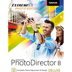 CyberLink PhotoDirector 8 Deluxe [Download]