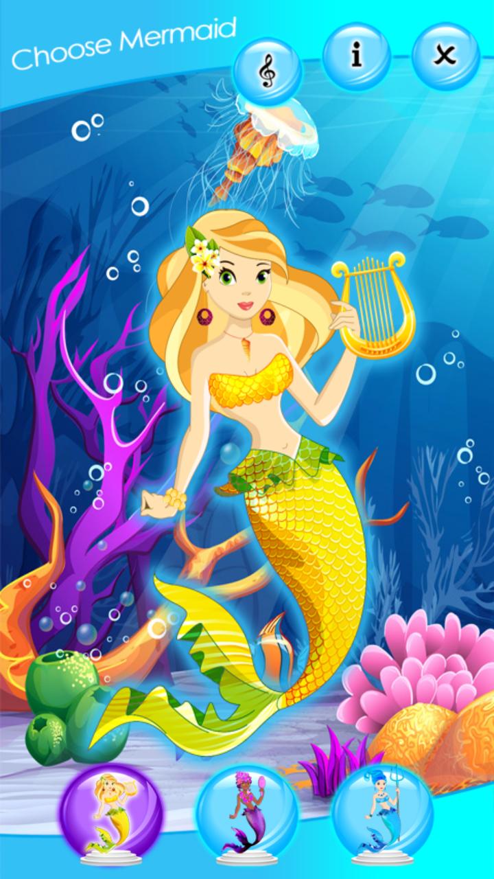 Meerjungfrau Spiele De