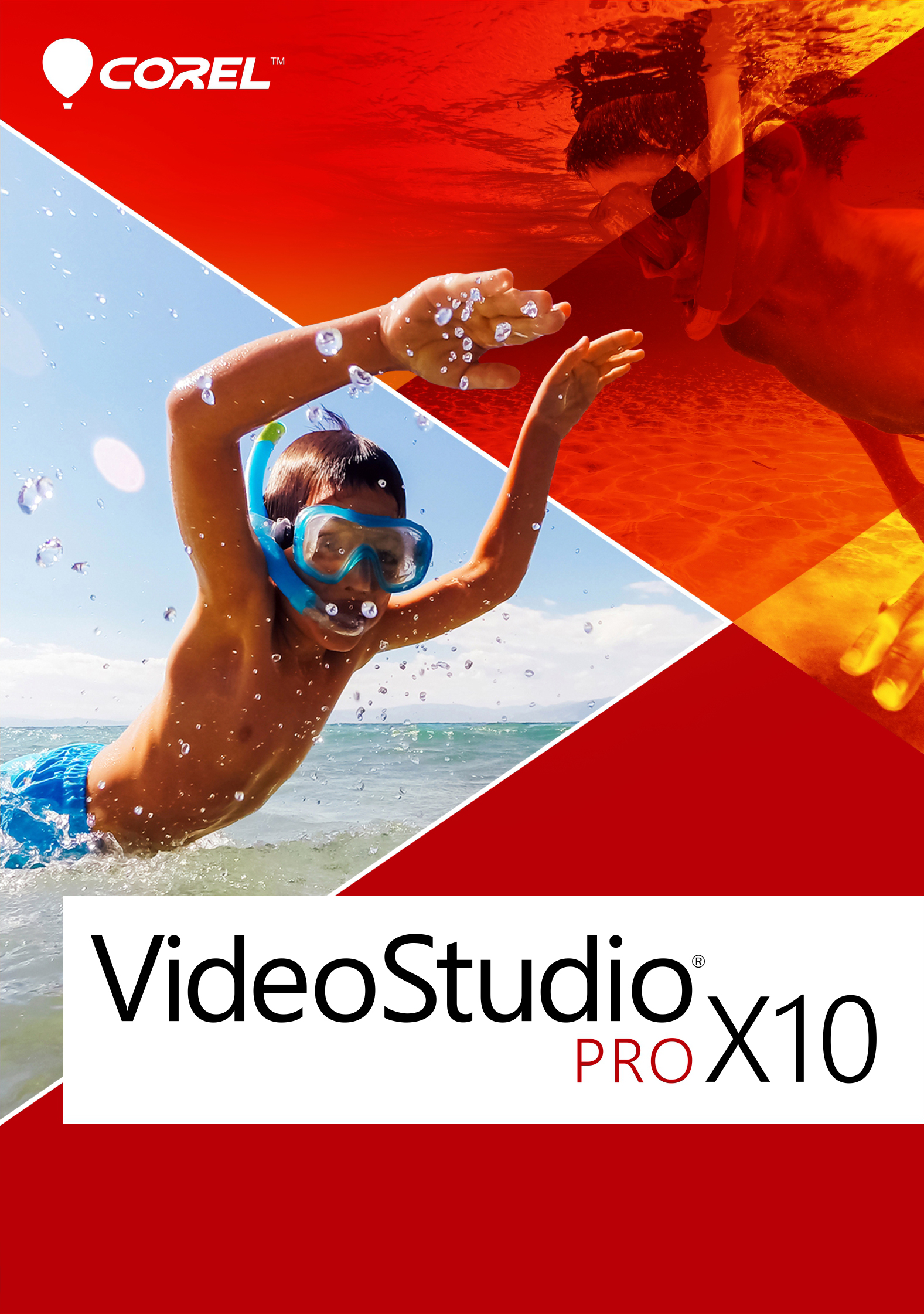 VideoStudio Pro X10 [Download] (Pro Video-editing-software)