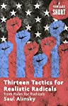 Thirteen Tactics for Realistic Radicals: from Rules for Radicals (Kindle Single) (A Vintage Short)