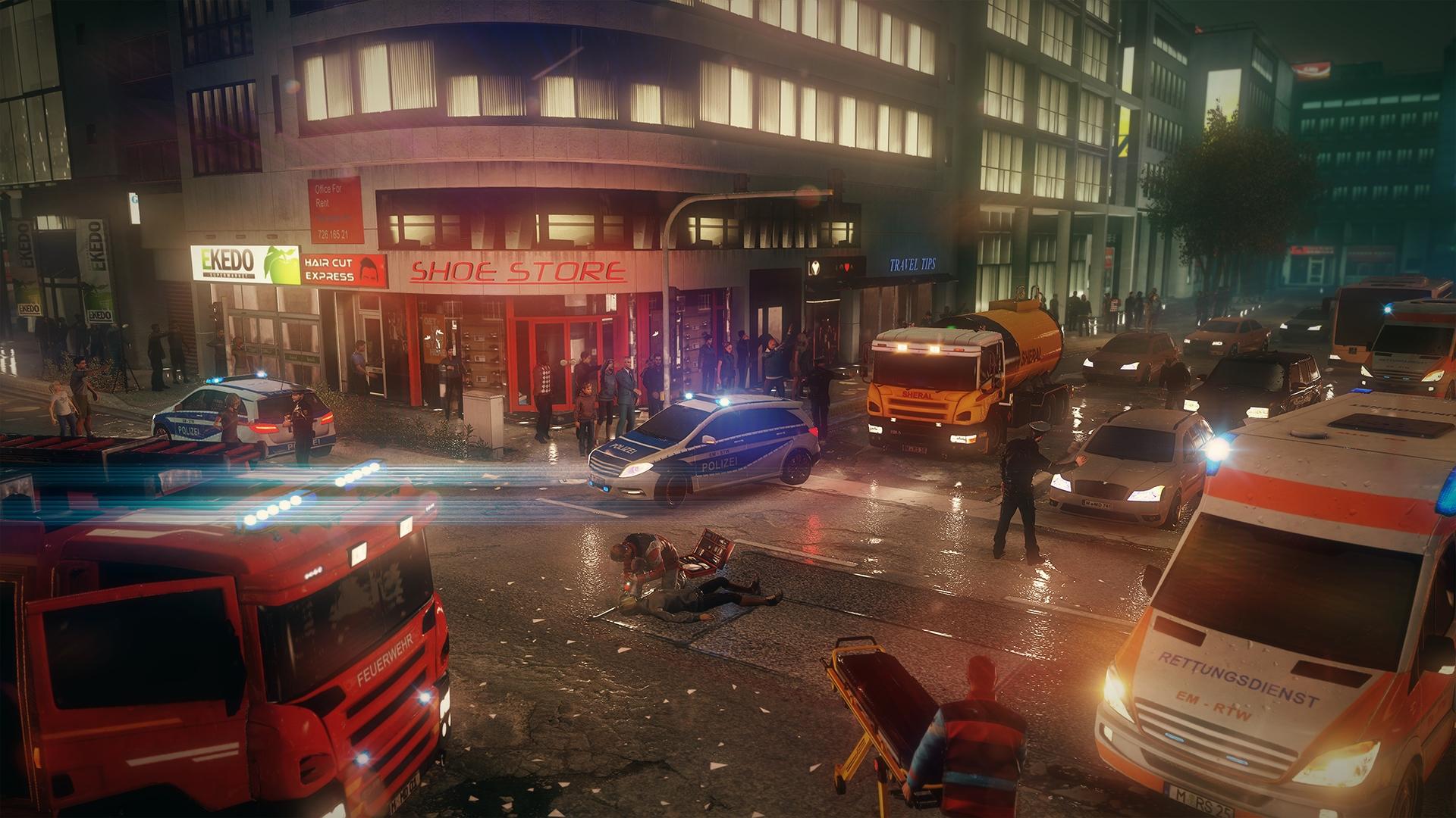 Emergency 2017 Steam Code screenshot