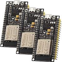 AZDelivery 3 x ESP32 NodeMCU Module WLAN WiFi Dev Kit C Development Board mit CP2102 (Nachfolgermodell zum ESP8266) und…