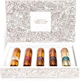 """Tastillery Whisky Tasting Probierset""""Whisky Weltreise"""" in Geschenkbox (5 x 50ml) - bekannt aus""""Die Höhle der Löwen""""   Probier Set   Whiskey Set   Whisky Set  """
