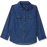 Mothercare Checkered Regular fit Boys Shirts