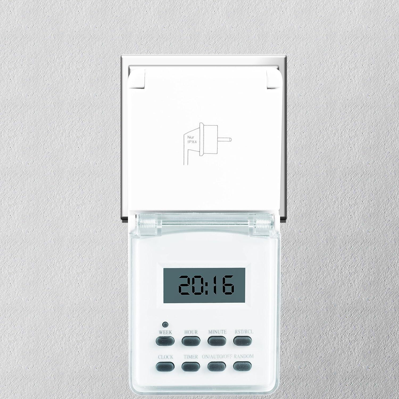 A1U0svawaNL._SL1500_ Wunderbar Wie Funktioniert Eine Mechanische Zeitschaltuhr Dekorationen