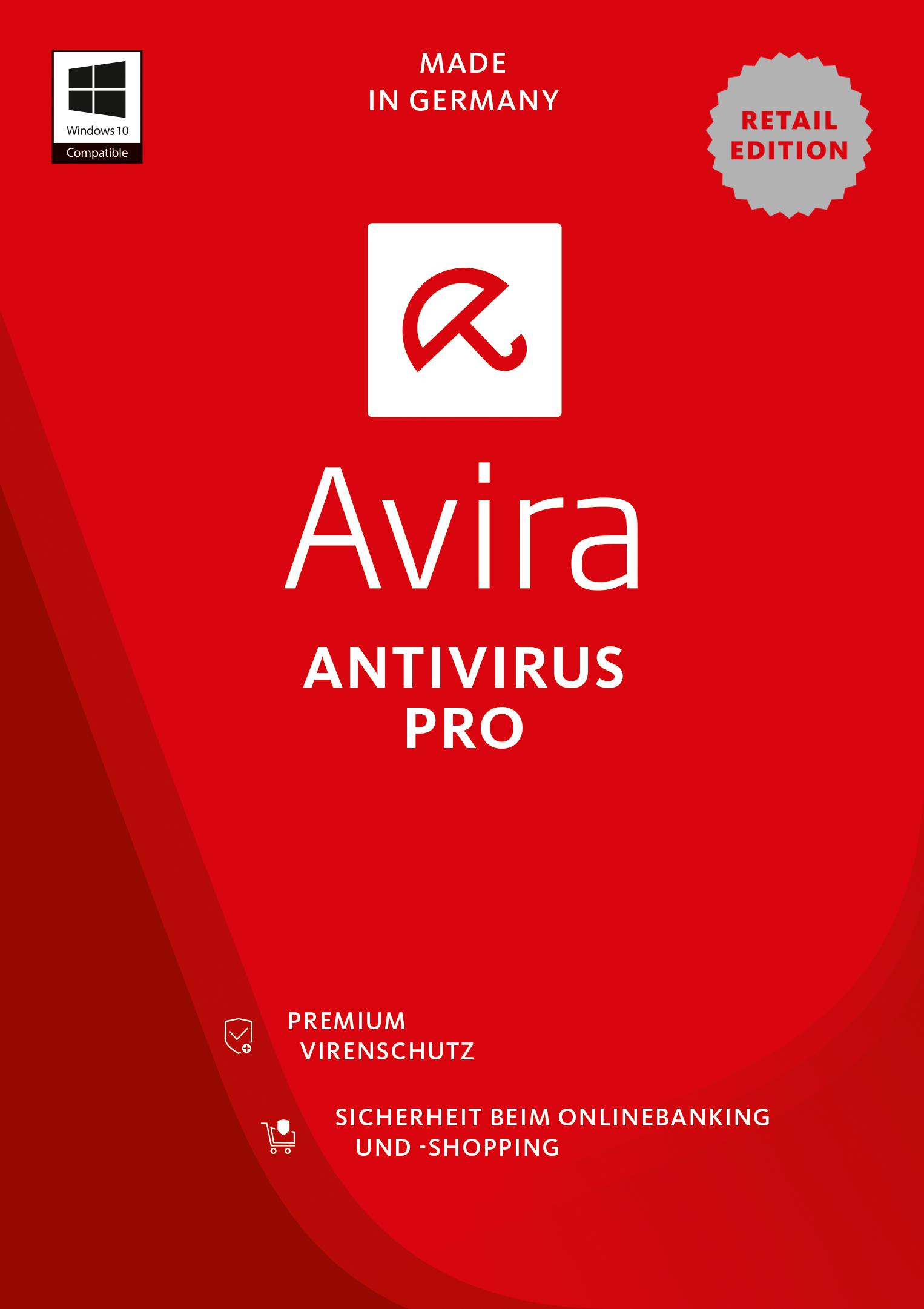 Avira AntiVirus Plus (2018)