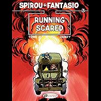 Spirou & Fantasio - Running Scared (Spirou et Fantasio (English version) Book 3) (English Edition)