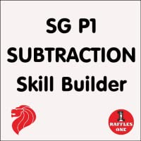 SG P1 SUBTRACTION SkillBuilder