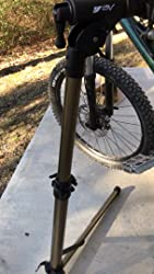 1,9 m Soporte de Trabajo Ajustable mec/ánico Soporte de reparaci/ón de Mantenimiento de Ciclo de Bicicleta Dancal Soporte de reparaci/ón de Bicicletas