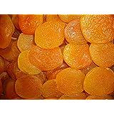 Gedroogde abrikozen 1 kg, groot formaat, zonder stenen, hersluitbare zak