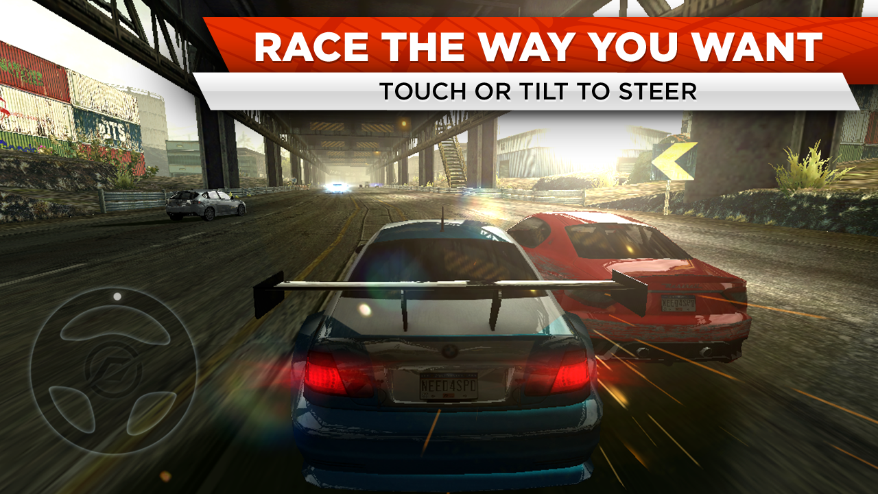 Need For Speed Most Wanted Appstore Android 3d Racing Cars Circuit Game Apps On Google Play