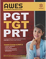 AWES (Army Welfare Education Society) PGT TGT PRT Complete Coverage Of (Part A)