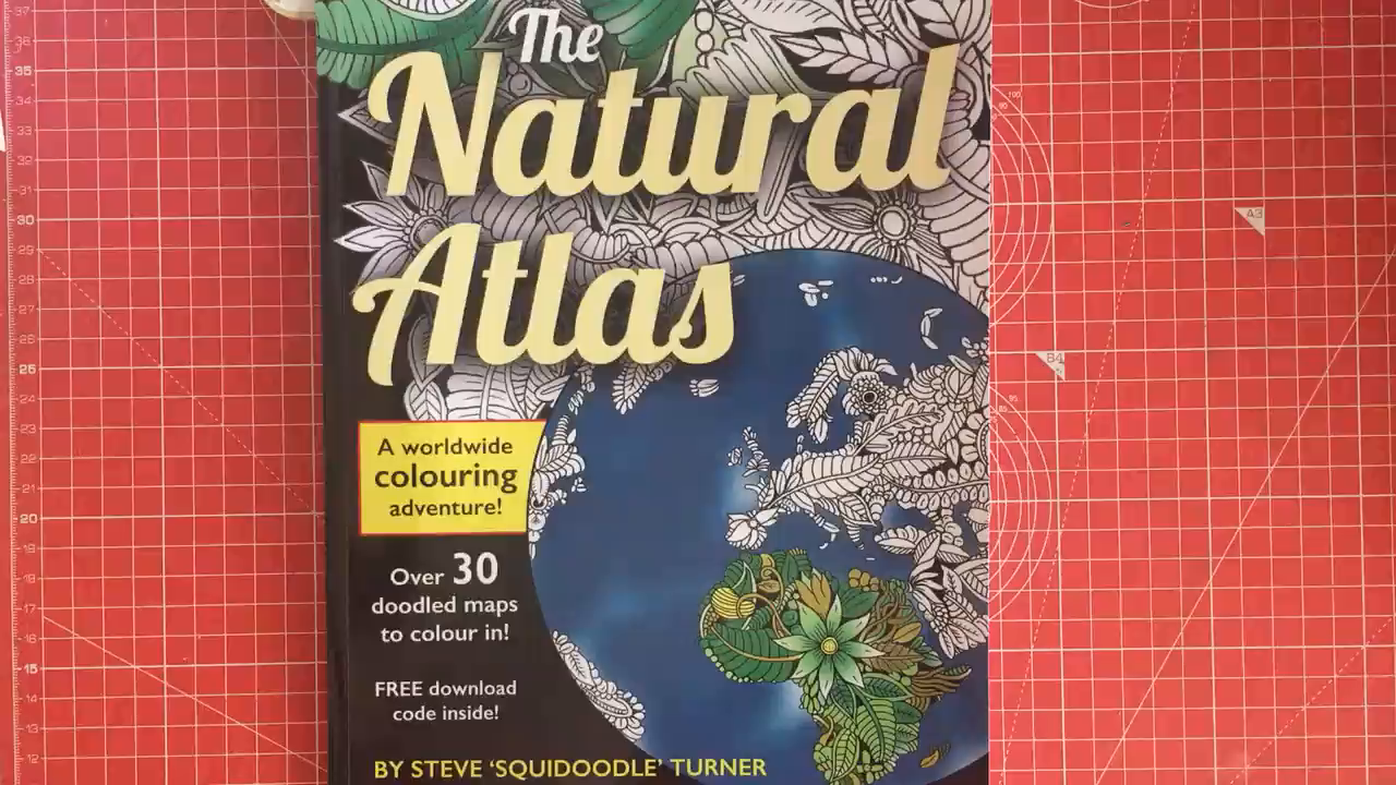 The natural atlas a worldwide adult coloring book amazon the natural atlas a worldwide adult coloring book amazon steve turner 9781539831488 books gumiabroncs Choice Image