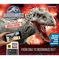 From DNA to Indominus Rex!