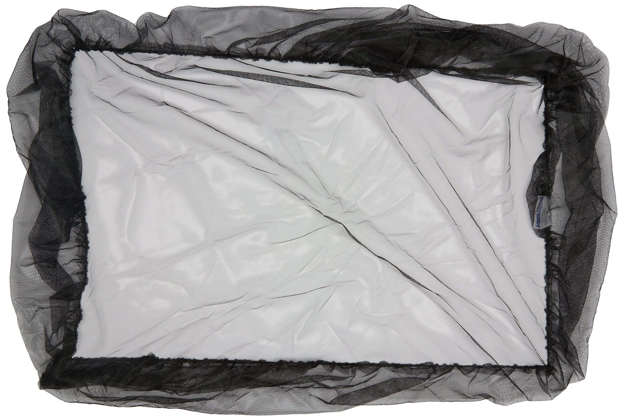 Sunnybaby 10367 Mosquito net for travelling bed - Black sunnybaby Suitable for all standard travel cots. Especially durable and tightly Protects your child keeping annoying mosquitoes, wasps and other insects out. 1