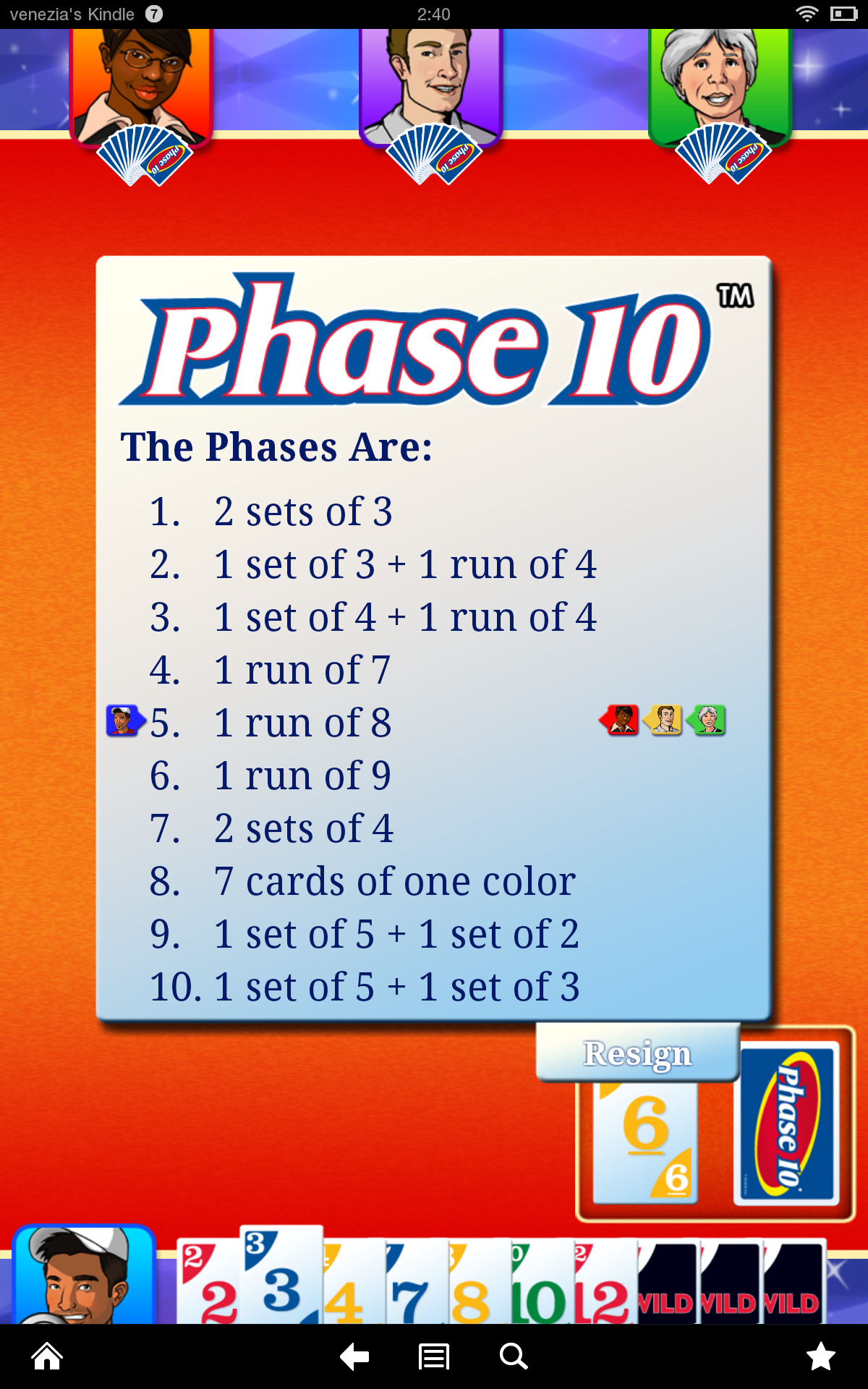 phase 10 free apps f r android