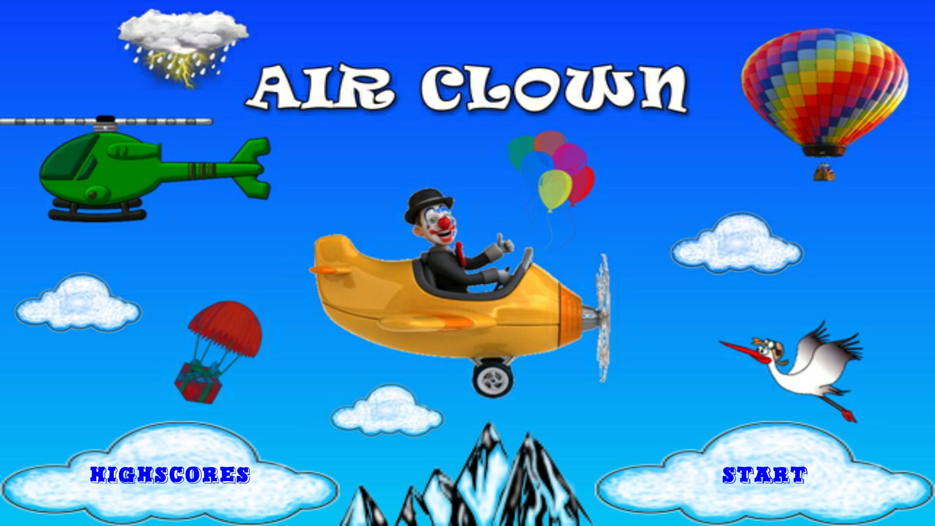 Zoom IMG-2 air clown