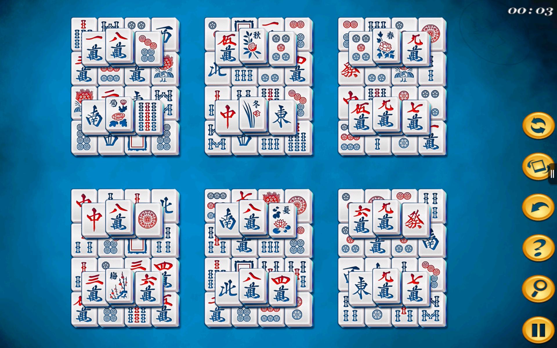 mahjong deluxe gratis