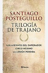 Trilogía de Trajano (pack) Versión Kindle