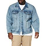 Levi's Big Trucker Giacca in Jeans Uomo