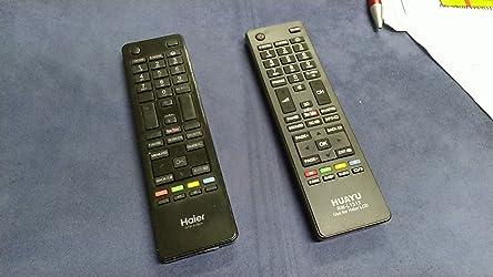 Mando a Distancia para Haier LED/LCD 3D TV: Amazon.es: Electrónica