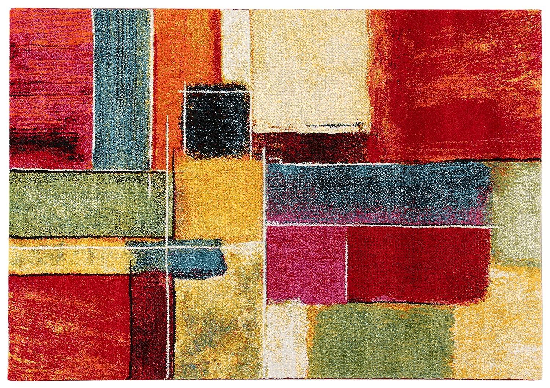 Tappeto quadrato moderno tappeto quadrato moderno with - Tappeti camera da letto amazon ...