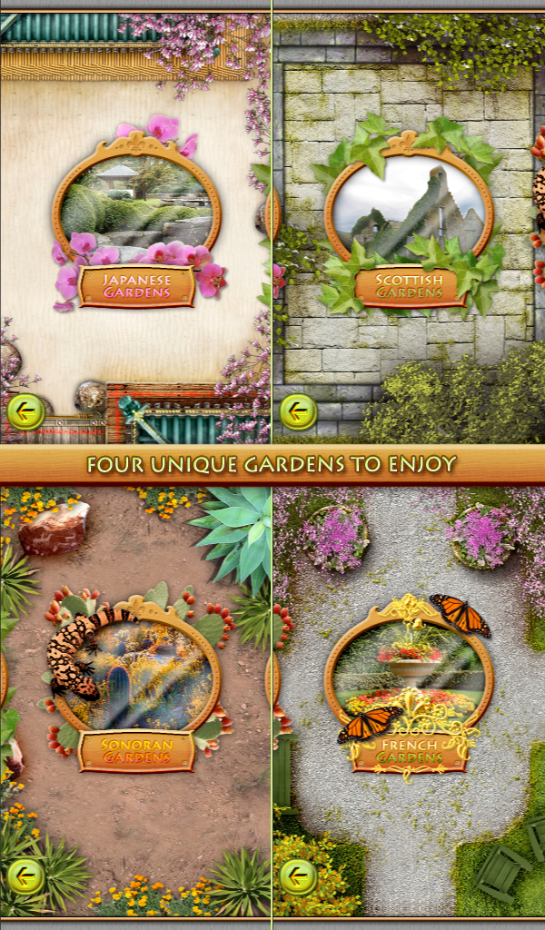 Garden of orbs apps f r android for Garden design amazon