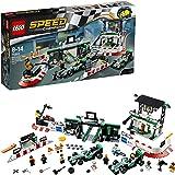 LEGO- Speed Champions Mercedes Amg Petronas Formula One Team Costruzioni Piccole Gioco Bambino, Multicolore, 75883