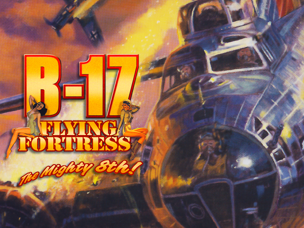 B-17 Flying Fortress: The Mighty...