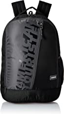 American Tourister 28 Ltrs Black Casual Backpack (AMT Twist Backpack 01 - Black)