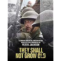 They Shall Not Grow Old [OV/OmU]