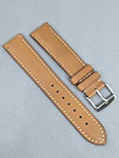 Watch Band With Silver Pin Buckle And Quick Release Replacement Watch Strap For Any Suitable Watches