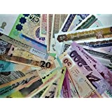 Novelty COLLECTIONS-50 World Currency Notes from Minimum 25 Countries