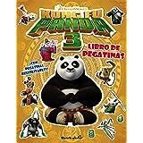 Kung Fu Panda 3. Libro de pegatinas (Dreamworks. Kung Fu Panda)
